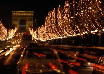 Illuminazioni Natalizie a Parigi
