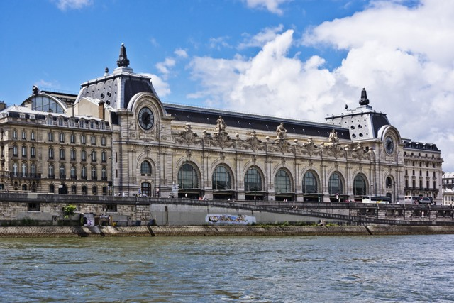 Museo Orsay Parigi Esterno