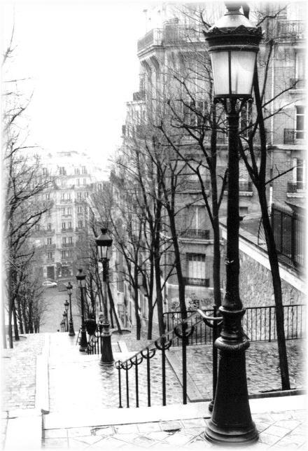 Scalinate Montmartre