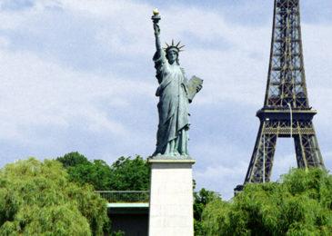 Statua della libertà (a Parigi)