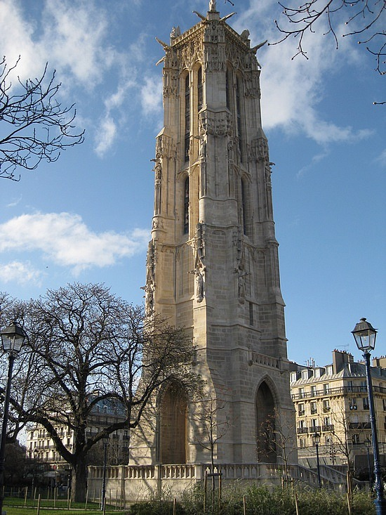 Tour Saint Jacques Parigi